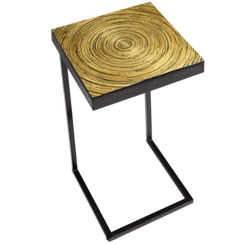 Pier 1 Spun Bamboo C-Table is an unusually beautiful piece | I\'m ...