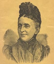 Emilia Baeyertz (1842-1926), Welsh evangelist and missionary