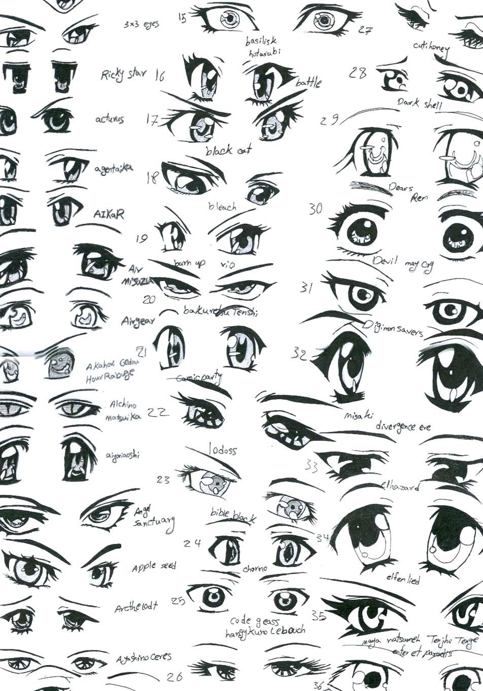 Anime Eyes In 2020 Female Anime Eyes How To Draw Anime Eyes Manga Eyes