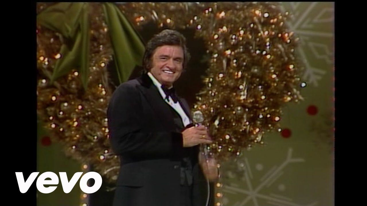 Johnny Cash - Christmas Time Is Coming (Live) | Country | Pinterest ...