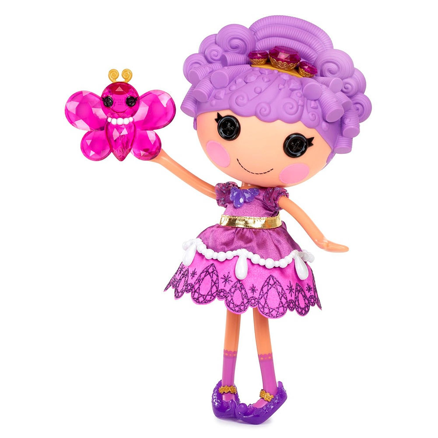 Charms Seven Carat (With images) Lalaloopsy, Lalaloopsy