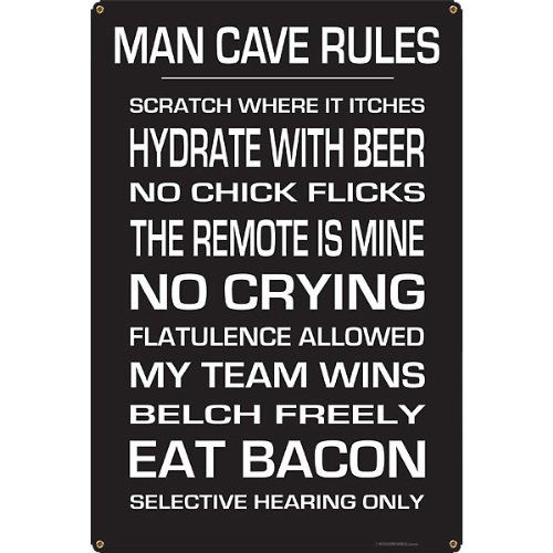Man Cave Essentials Grown Up : Man caves new grown up version of a quot tree house no
