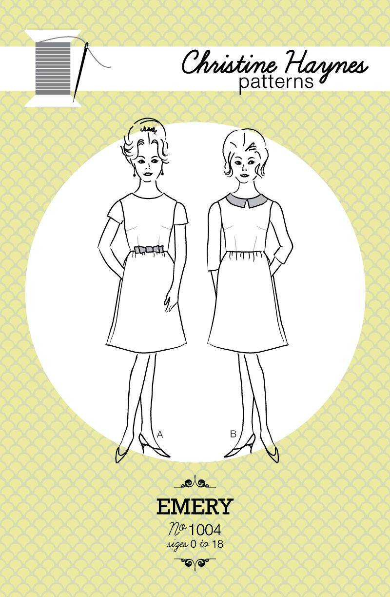 Attractive Indie Sewing Patterns Embellishment - Sewing Pattern for ...