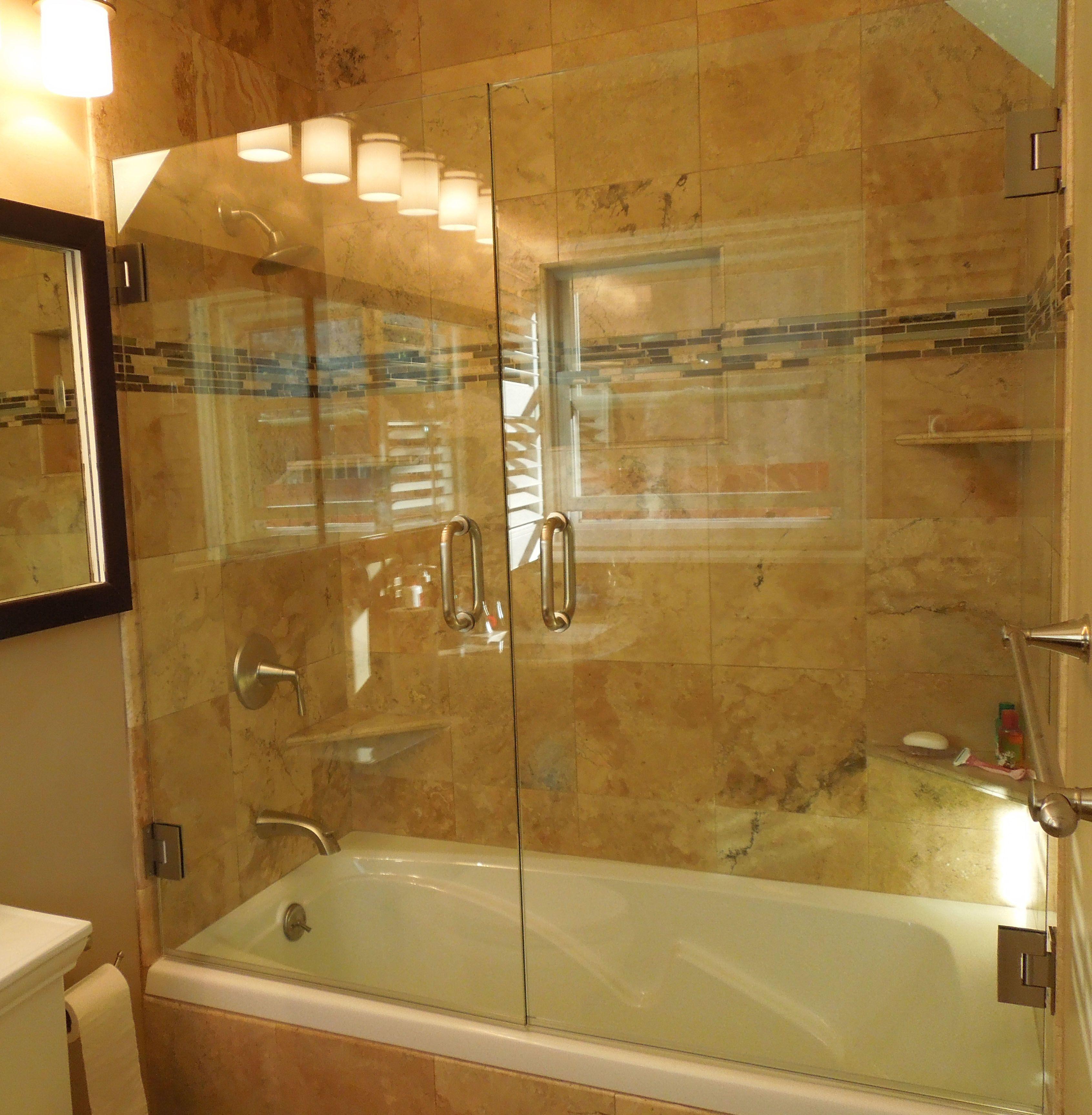Best shower door for bathtub sourceabl pinterest