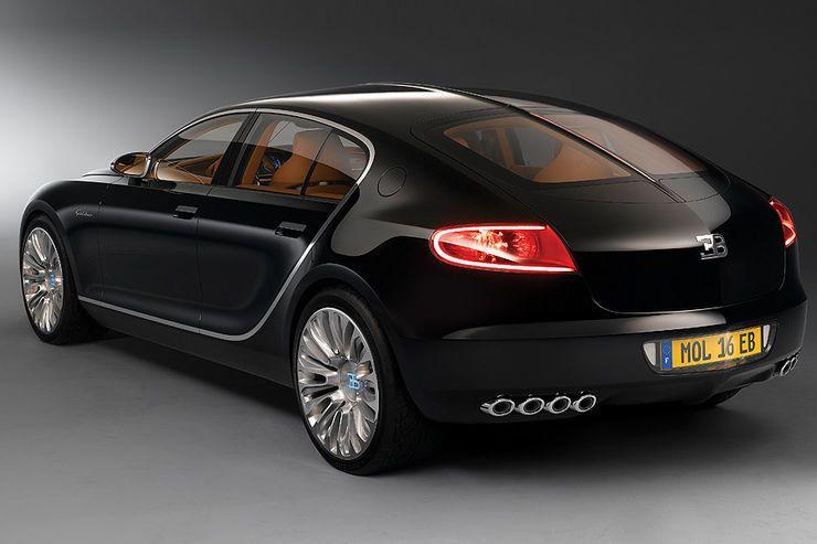 Marvelous Bugatti Galibier Design Ideas