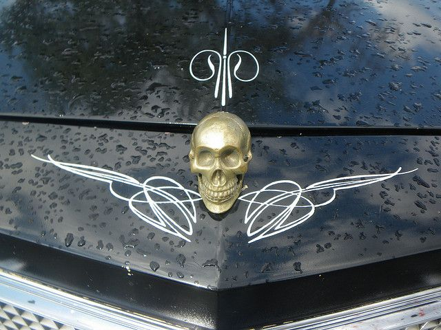 Hearse by MomOf4Sons, via Flickr