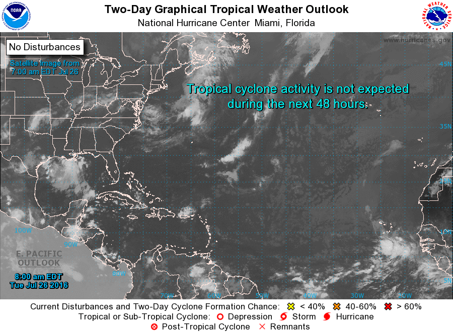 Atlantic 2Day Graphical Tropical Weather Outlook