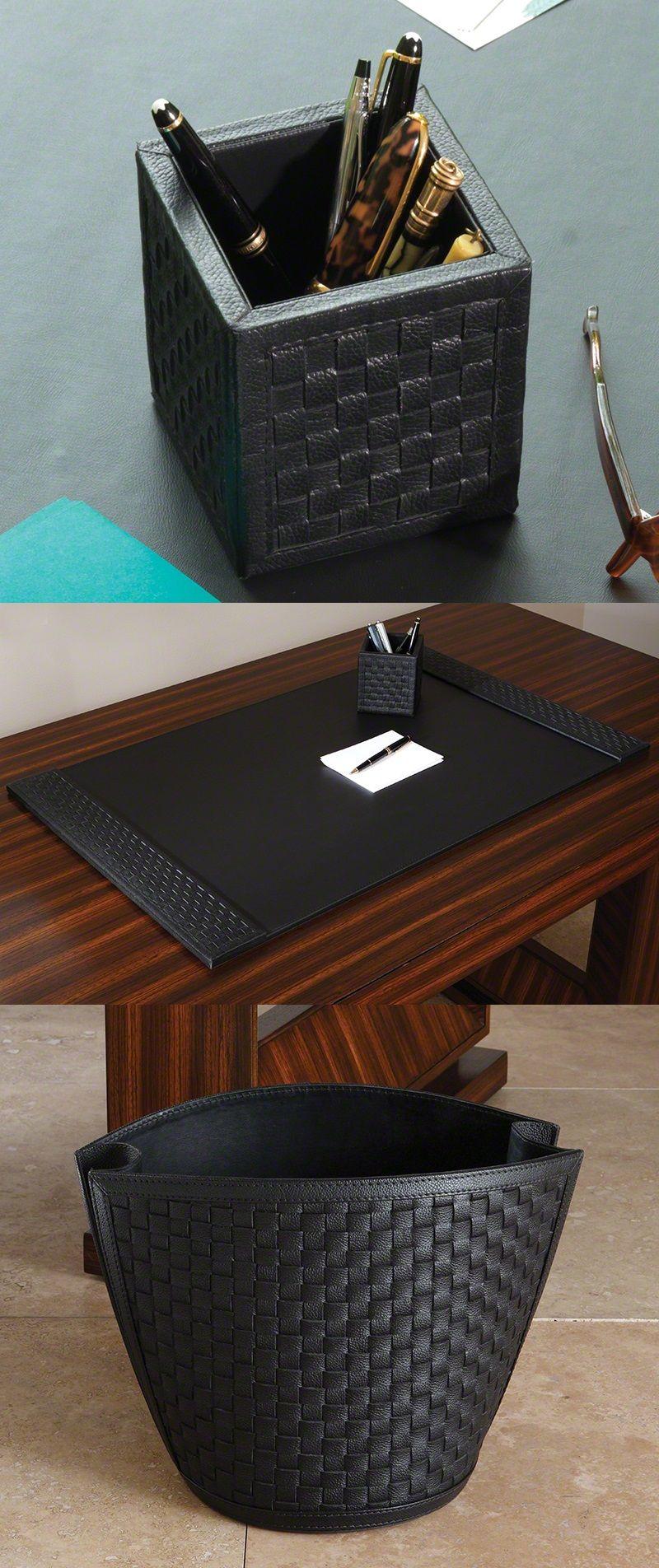 Desk Accessories Desk Sets Desk Decoration Luxury Desk Accessories Luxury Desk Sets Luxury Desk Org Leather Office Accessories Desk Set Home Office Design