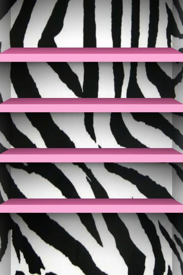 Zebra Print Wallpaper Ipod Wallpaper Iphone 5s Wallpaper Zebra Print Wallpaper