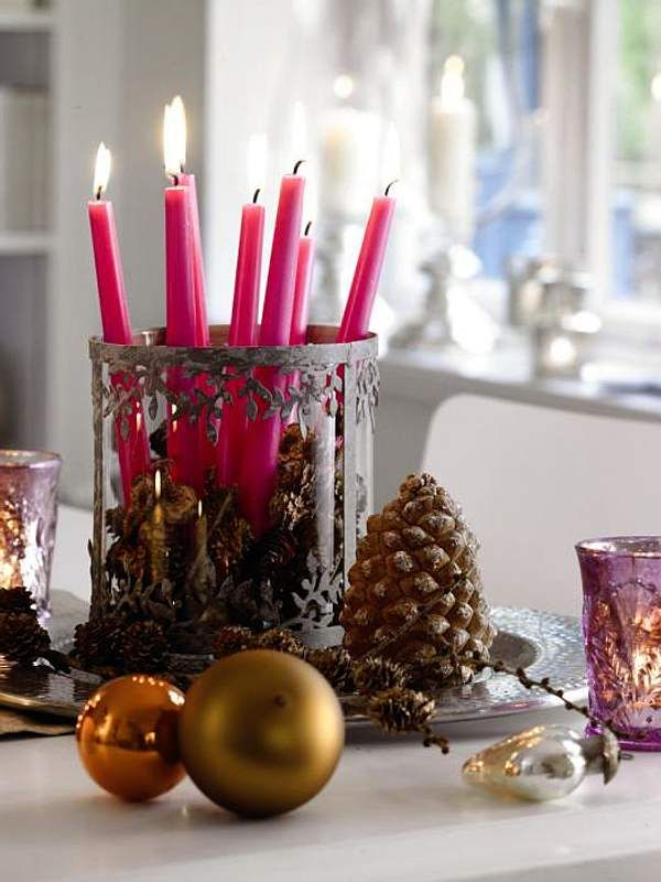 Arreglos navide os r pidos para esta noche buena navidad for Decoracion christmas navidenos