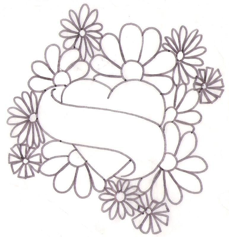 Flower Tattoo Flash | flower tattoo designs type tattoos sexy ...