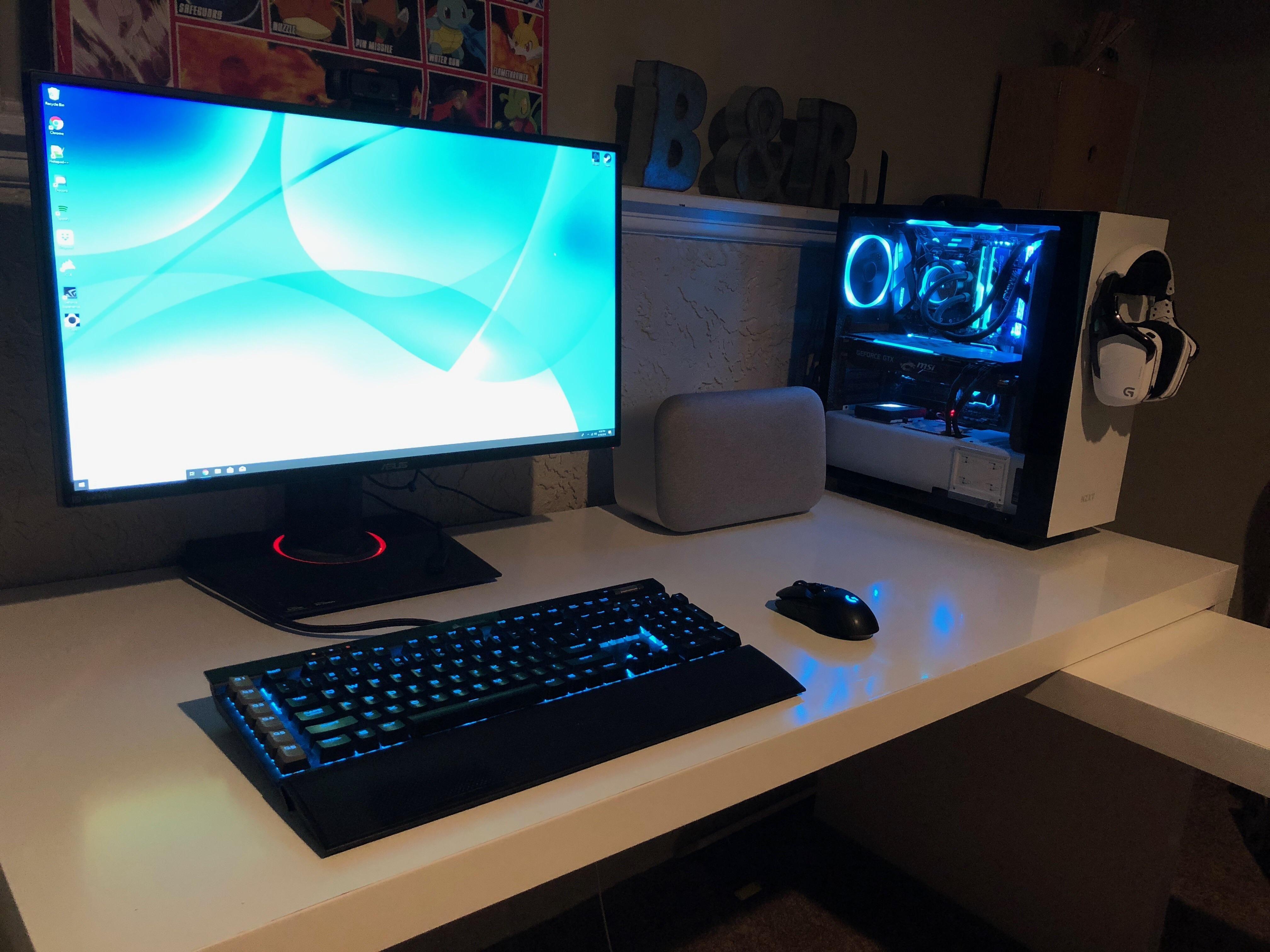 My Baby ) imagens) Mansão, Desktop, Quarto gamer