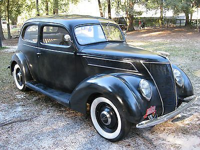 1937 Ford Slantback Sedan No Reserve Used Ford Other For Sale In Tampa Florida Sedan Classic Cars Trucks Ford