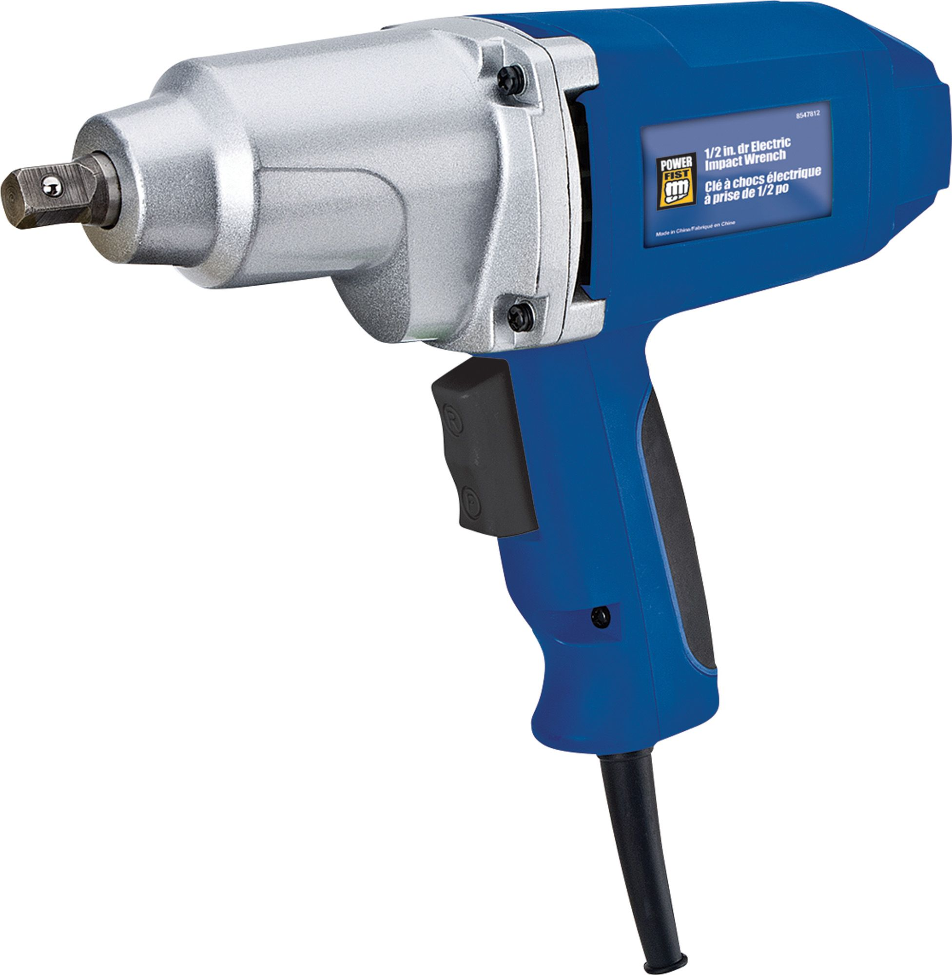 1 2 In Dr Electric Impact Wrench