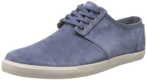 Clarks Torbay Lace - Zapatillas Hombre, Azul, 41.5