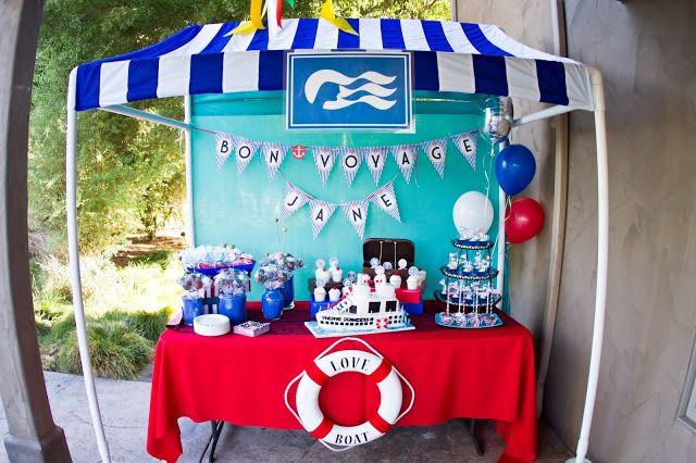 Love Boat Party Theme Idea Party Ideas Pinterest - Cruise ship theme party