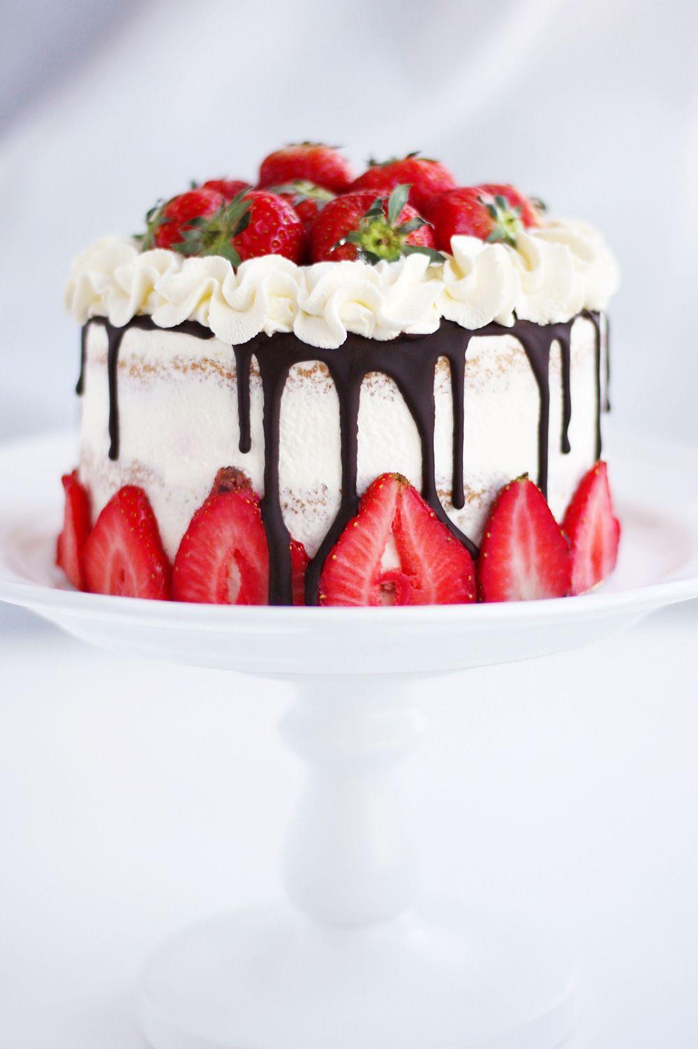 jordgubbsmousse utan gelatin