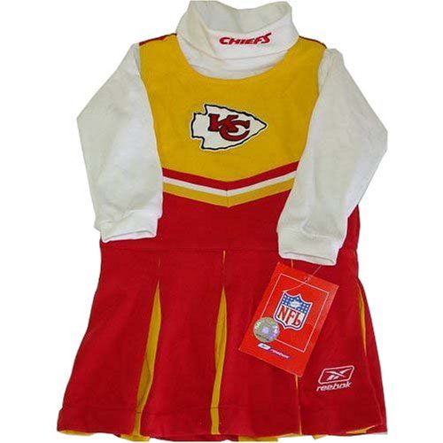Kansas City Chiefs NFL Toddler Cheerleader Halloween Costume 4T  sc 1 st  Pinterest & Kansas City Chiefs NFL Toddler Cheerleader Halloween Costume 4T ...