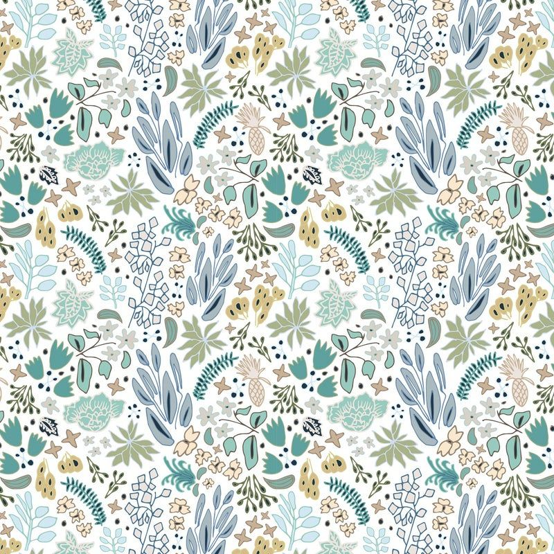 House Of Harris Cambridge Fabric Sample In 2020 Vintage Floral