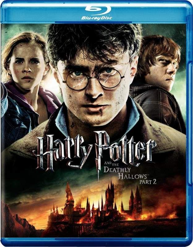 Descargar Peliculas Para Todo O Dia Harry Potter Y Las Reliquias De La Muerte Parte 2 Películas De Harry Potter Portadas De Películas Peliculas