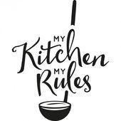 Stickers my kitchen my rules - #kitchen #rules #stickers - #FoodiesQuotes #kitchenrules Stickers my kitchen my rules - #kitchen #rules #stickers - #FoodiesQuotes #kitchenrules