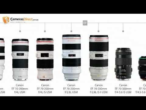 Canon 70 200mm F 2 8l Is Lens Canonlserieslens Cameras Direct Australia Camera Lenses Canon Telephoto Zoom Lens Camera Lens
