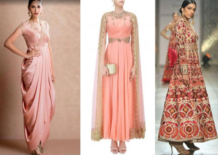 57ed9a6280b indian wedding attire for female guests ask shilpa  IndianWedding   WearForGuests