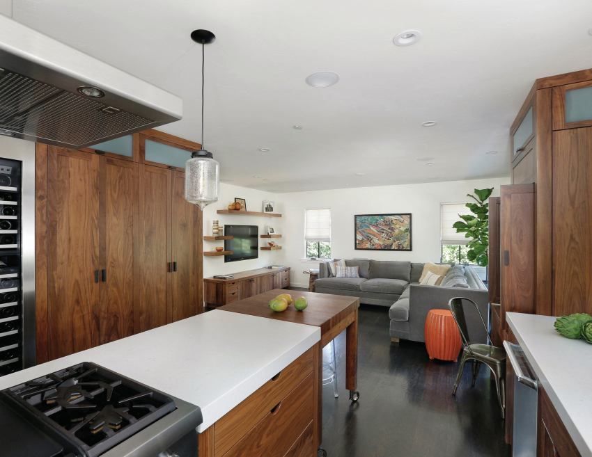 Kitchen Builder Design A Layout Crosby Asheville Sunset Lighting Wood Magazine Award Winners San Francisco Oakland Fremont Ca California
