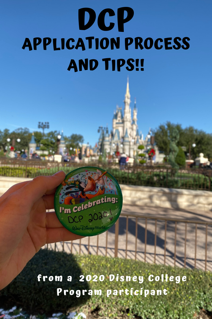 Disney College Program Application Process & Tips