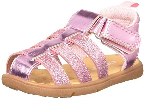 ac5ae18ad1f Carter s Every Step Girls  Perry Baby Fisherman Sandal