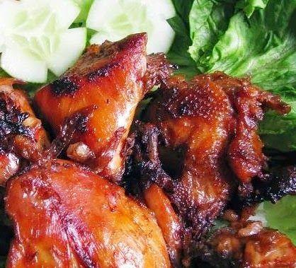 Resep Dan Cara Membuat Ayam Bacem Khas Jogja Memasak Resep Resep Masakan Asia