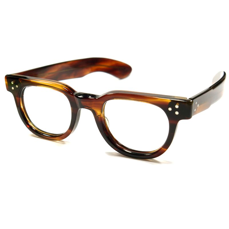 45a2898f98 1960s TART OPTICAL FDR AMBER タートオプティカル
