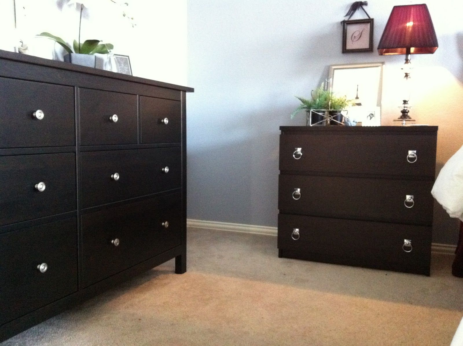 Pennies A Day Decorating Ikea Malm Dresser Hack