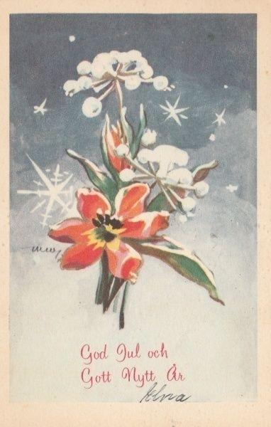 Martta Wendelin - Kukkia