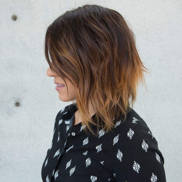 Flat iron waves on short hair short hair waves hair