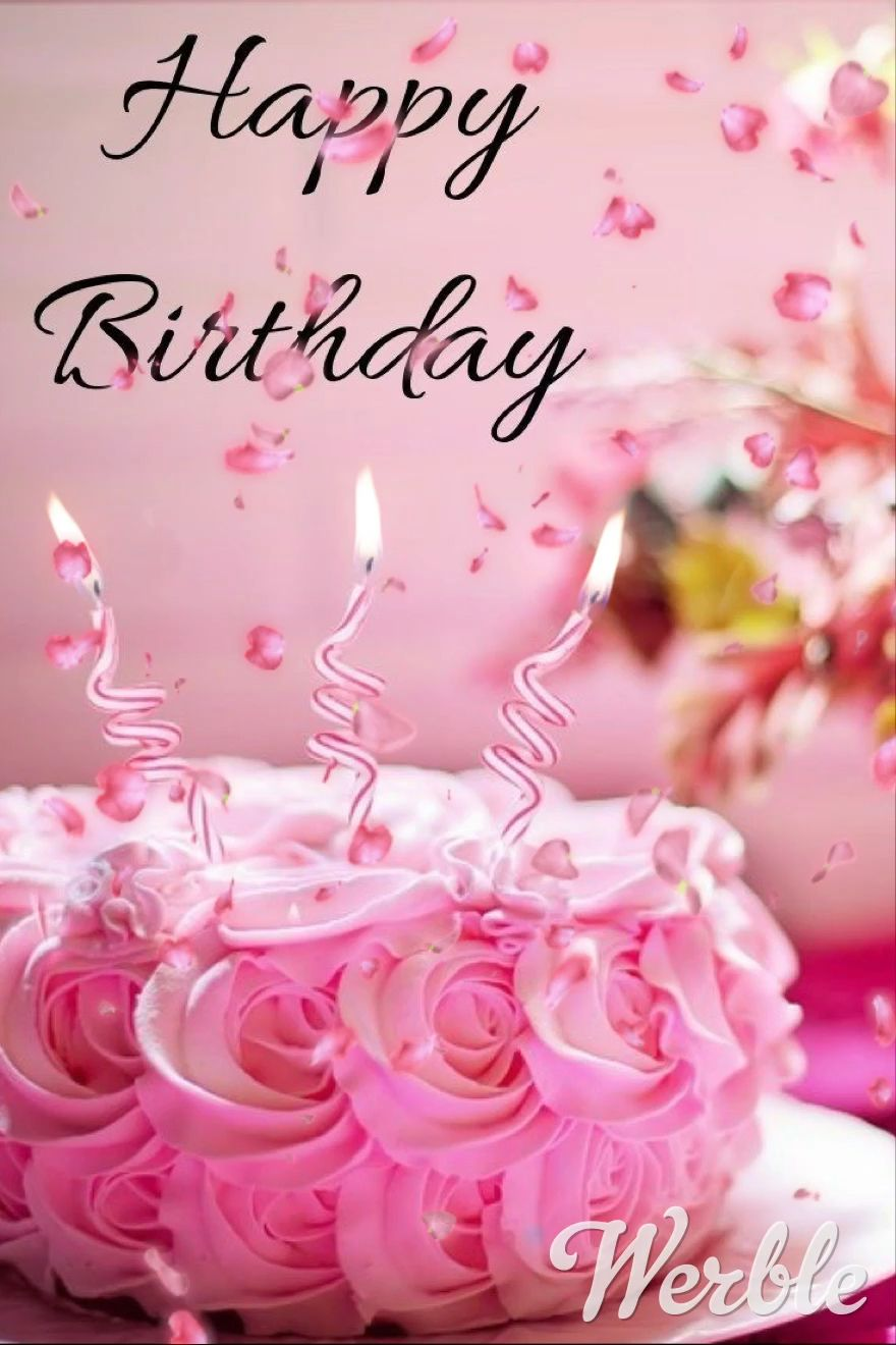 Pin By Neha P On Special Birthday Video Happy Birthday Wishes Cake Happy Birthday Wishes Cards Birthday Wishes Cake