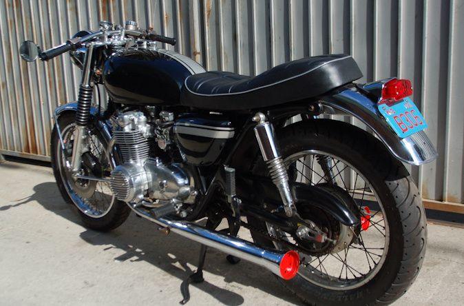 Vintage Honda Motorcyles For Sale - Custom Builds | Cafe