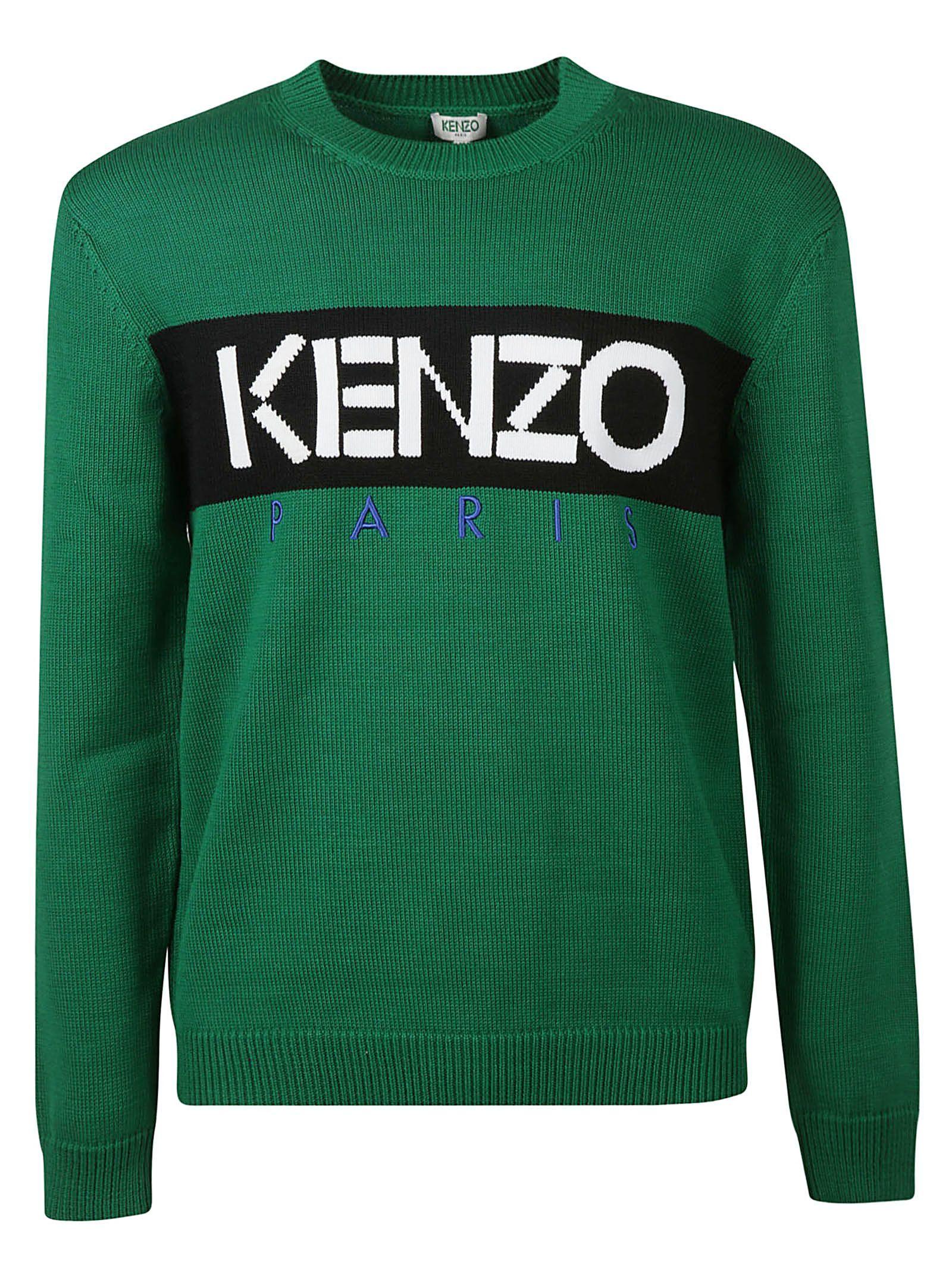 24b5f5df0 KENZO LOGO KNIT SWEATSHIRT. #kenzo #cloth | Kenzo in 2019 | Kenzo ...