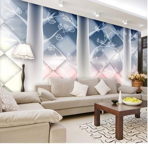 Online Get Cheap Abstract Wallpaper Aliexpress Com Page6 Mural Wallpaper Adhesive Wall Art Mural Buy wallpaper online cheap