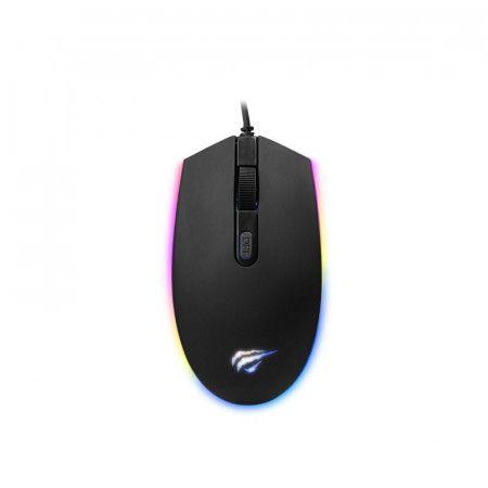 Havit Hv Ms1003 Rgb Backlit Gaming Mouse Gaming Mouse Mouse Usb
