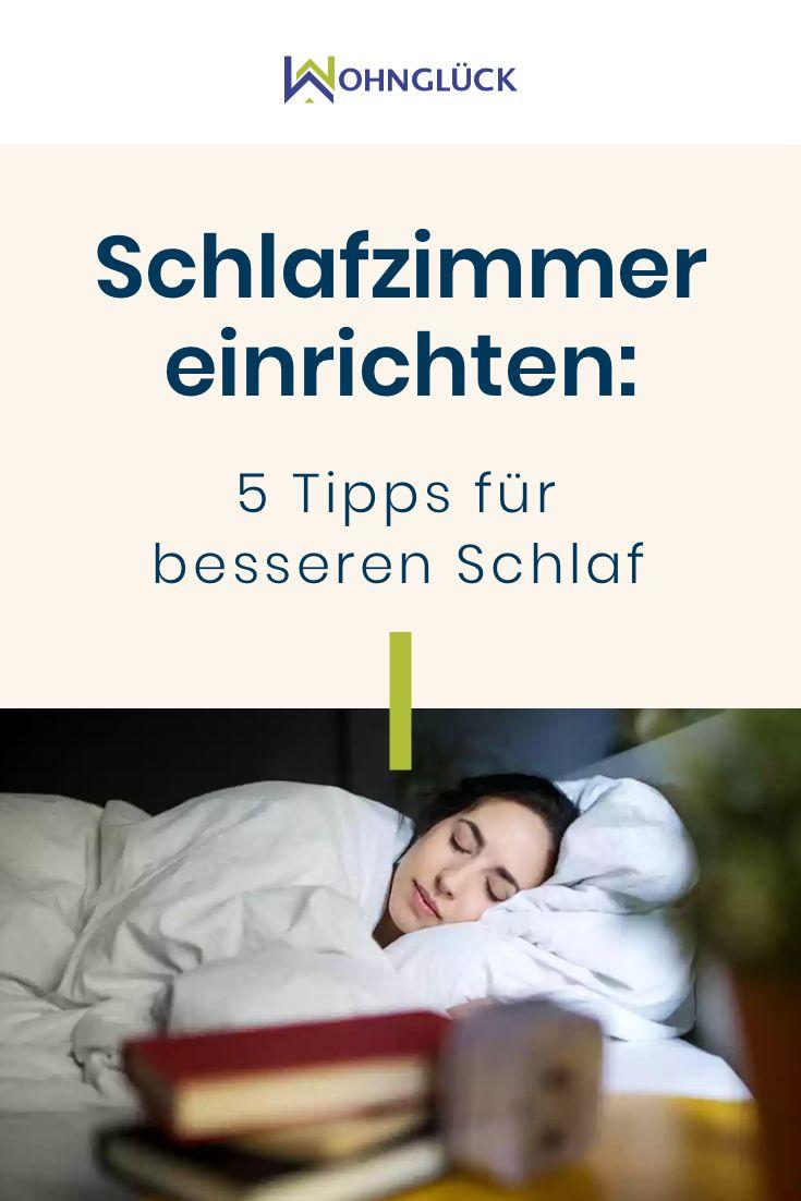 7 Tipps Fur Besseren Schlaf So Richtet Ihr Euer Schlafzimmer Gesund Ein Schlafen Schlafstorung Tipps