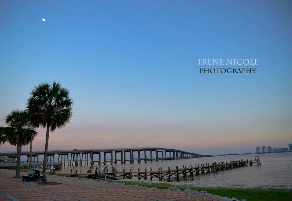 Here S A Photo I Took At Navarre Beach Park