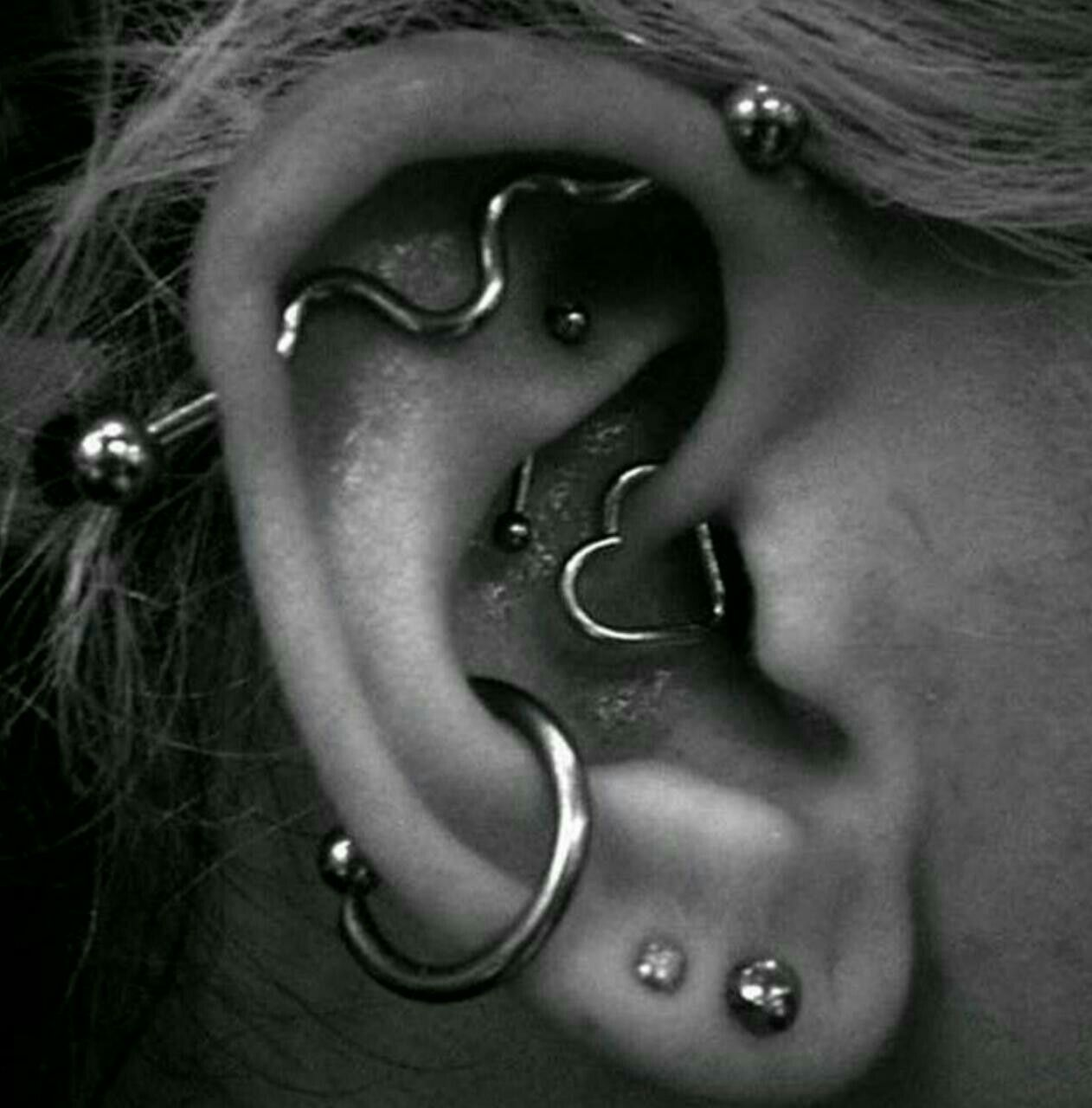 Bump after piercing  Follow my Pinterest fineechinna   Piercings  Pinterest