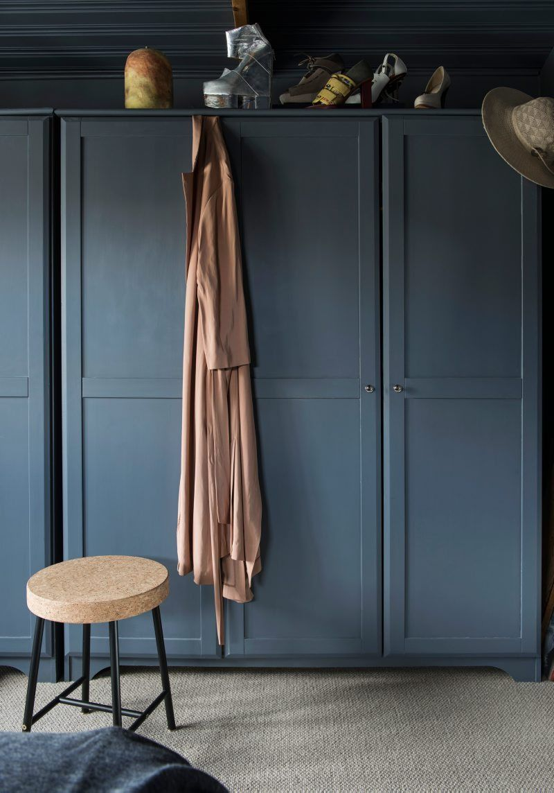 The Home Of Andreas Wilson Via Coco Lapine Design Blog Colors  # Meuble Tv Wilson