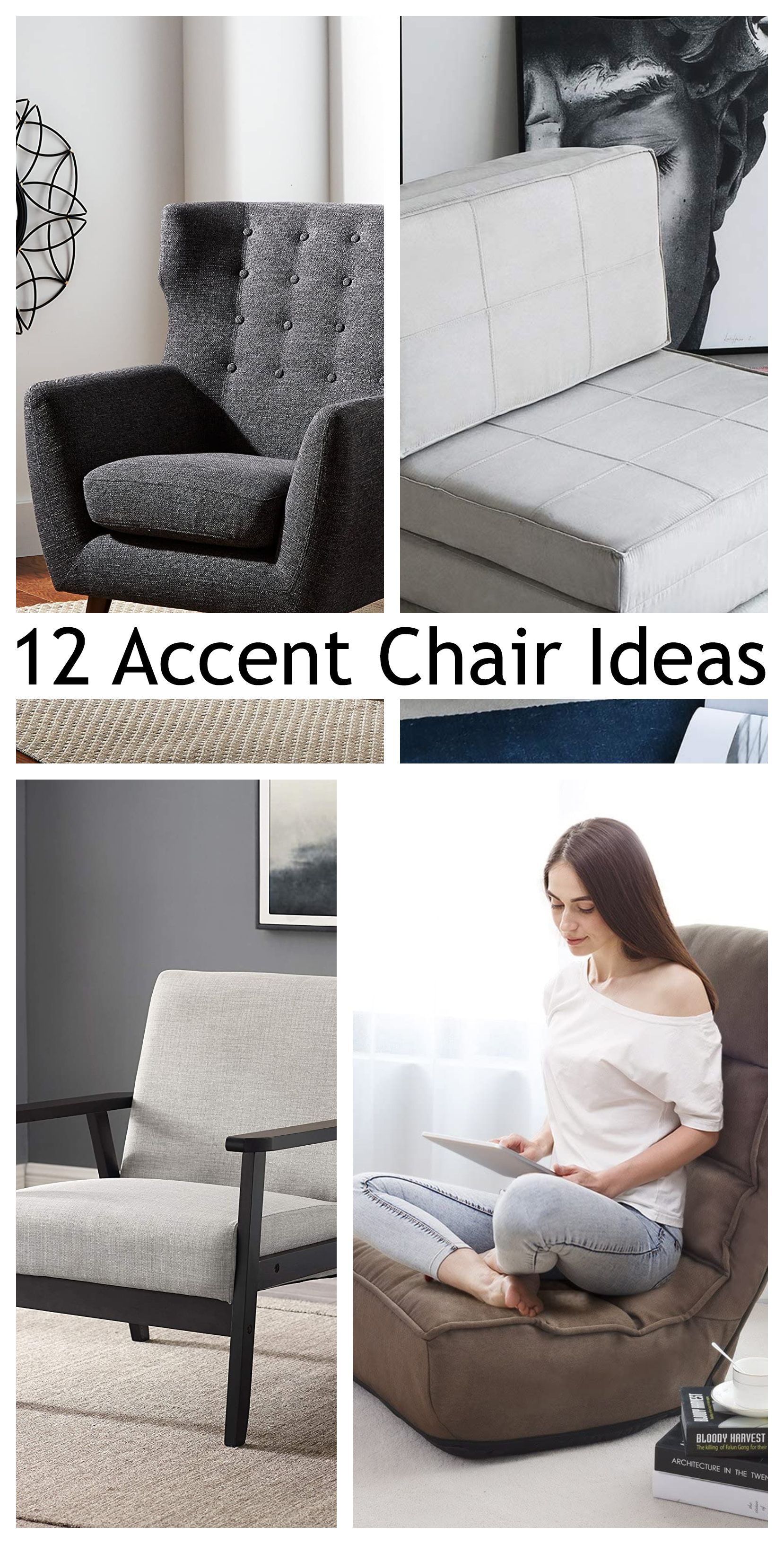 Best Creative Living Room Chair And Ottoman You Ll Love Large Lounge Chair Living Room Furniture Chairs Comfortable Living Room Chairs