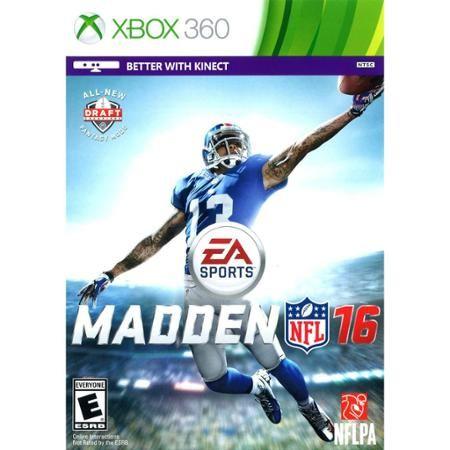 Madden NFL 16 (Xbox 360) - Walmart com | Gift Ideas for Ryan