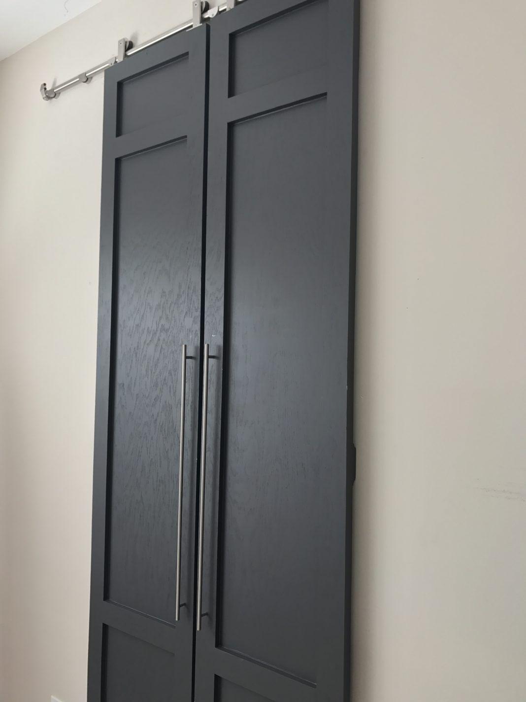 Diy modern barn doors tall doors sliding doors