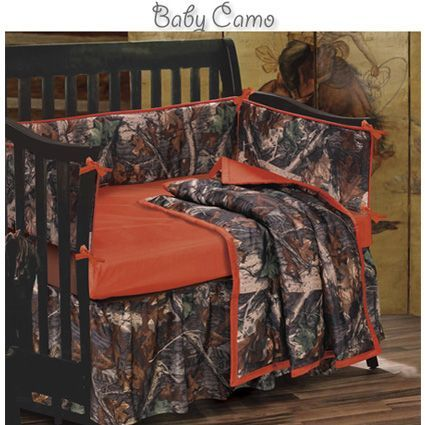 4 Pc Boys Oak Camo Set   Its for the Home   Camo baby ...