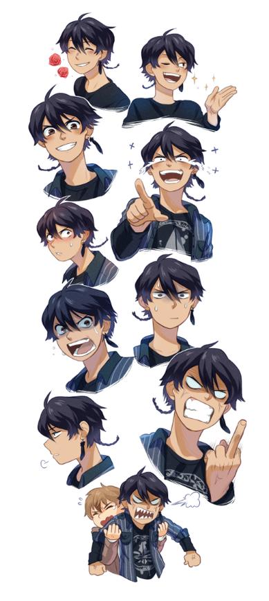 Felix S Emotions On Lalin S Curse Webtoon Webtoon