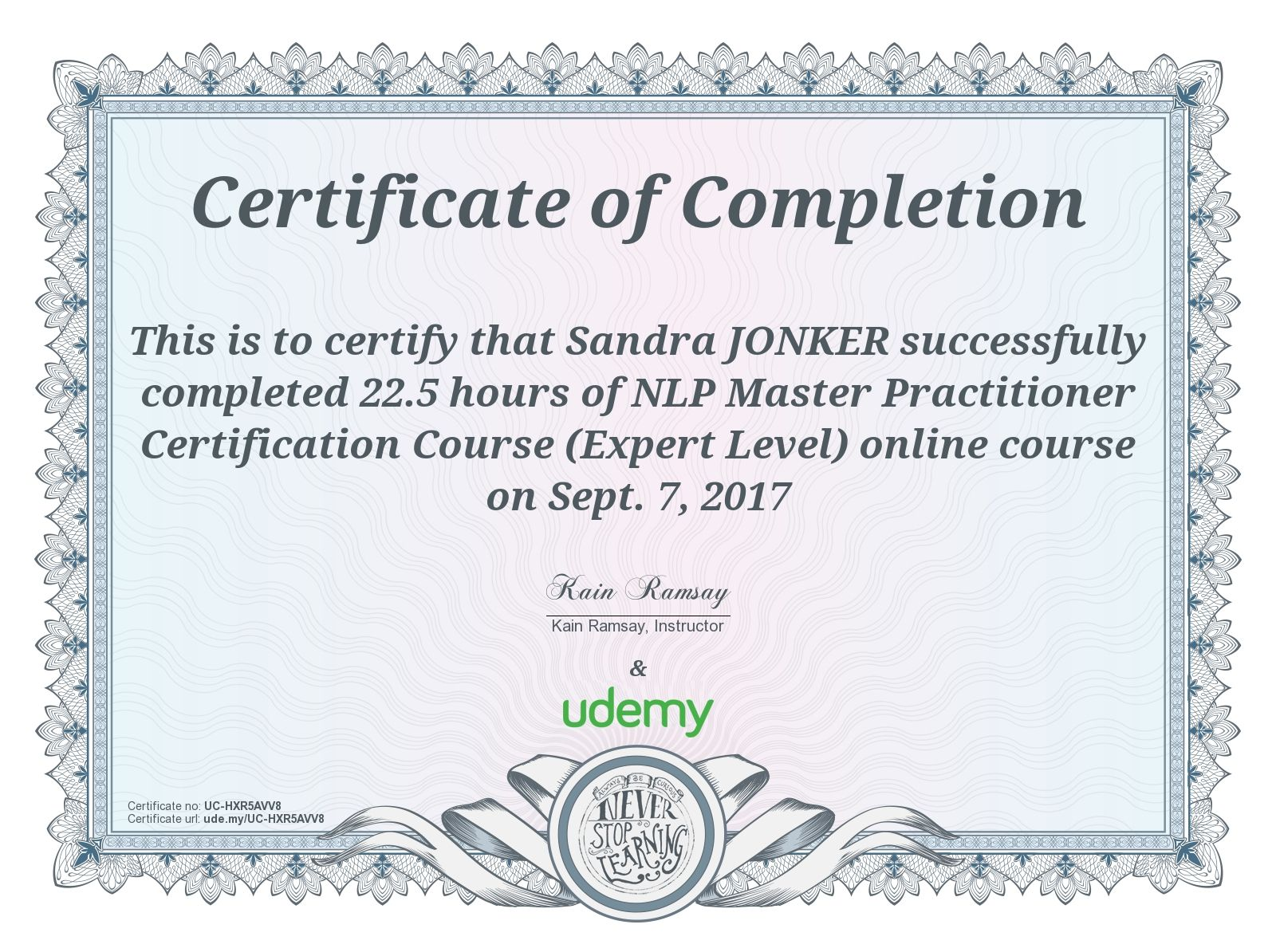 Online courses anytime anywhere udemy sandra j pinterest certificate xflitez Images